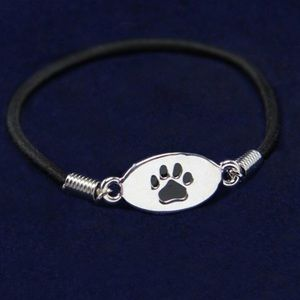 Inspired Closet Jewelry - 3 FOR $25 • Stretchy Paw Print Bracelet